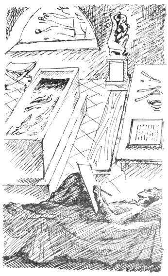 Закрытое хранилище для перебродившего навоза чертежи