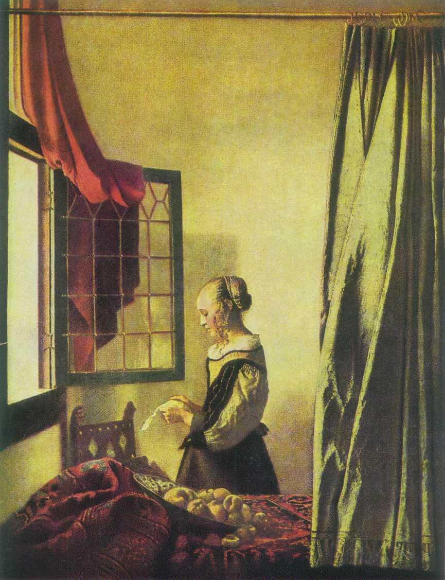 Vermeer, johannes (вермер йоханнес)