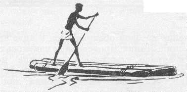 лодка и плот были изобретены в период